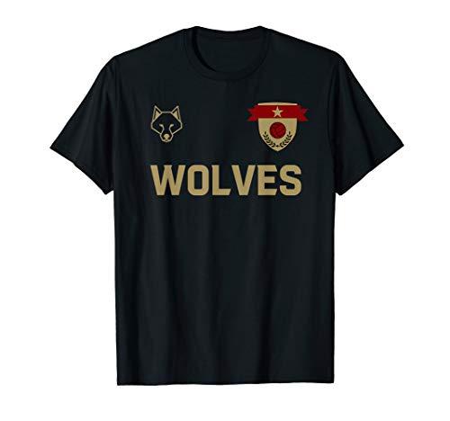 Wolves Jersey T-Shirt