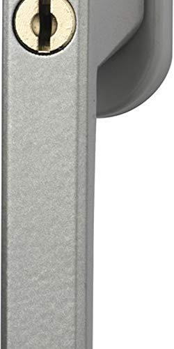 Abus Abschließbarer Fenstergriff FG110 Triples Silber