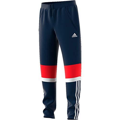 adidas YB TR EQ KN PT spodnie chłopięce, Maruni/Rojint/Blanco, 152 (11/12)