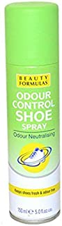 Beauty Formulas Odour Control Shoe Spray 150ml