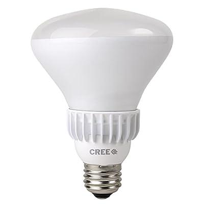 LED - 9.5 Watt - BR30 - 65W Equal - 650 Lumens - 2700K Warm White - Cree BBR30-06527FLF