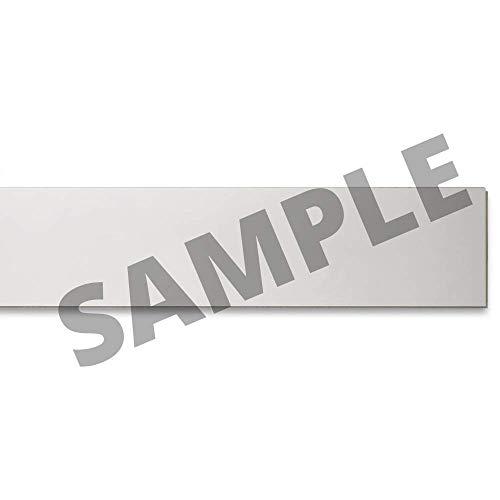 Luxury Vinyl Floor Tiles by Lucida USA | Interlocking Flooring for DIY Installation | Sample Wood-Look Plank | MaxCore | 7