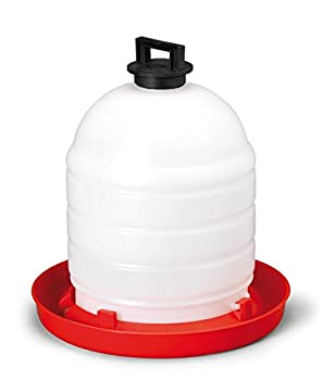 Mangeoire - Abreuvoir Siphoïde Plastique pour Poules - 15 L