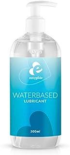 comprar comparacion EasyGlide Gel Lubricante Sexual a Base de Agua (500 ml) Geles sexuales seguros de usar con condones de látex y juguetes de...