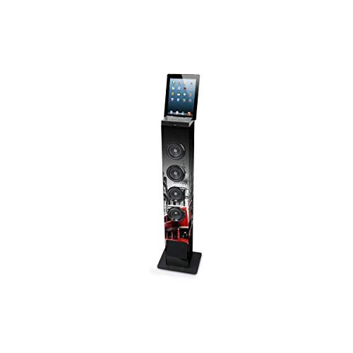 Muse Sound-Tower mit Bluetooth und USB, London
