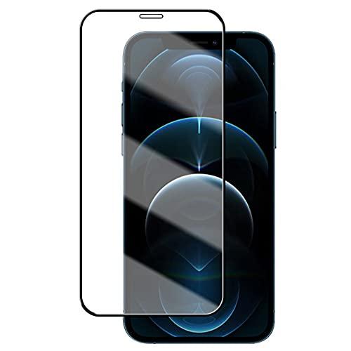 TSTW Cristal Templado Película Vidrio Protector de Pantalla 9D Compatible con iPhone 11 12 Pro XR XR Máx XS Mini Protector de Cristal Compatible con iPhone 6 6s 7 8 Plus SE 2020 Vidrio Templado