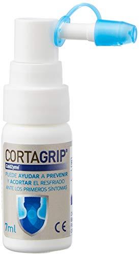 CORTAGRIP Spray Bucal Antivirus, 7 ml. Previene el resfriado y reduce la posibiliad de contagio