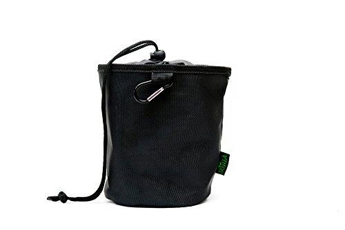 SOHFA Wäscheklammerbeutel für Wäscheklammern - Klammerbeutel mit Karabiner