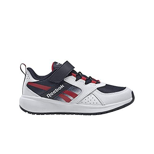 Reebok Road Supreme 2.0 Alt Shoes (Low), Ftwwht/Vecnav/Vecred, 30 EU