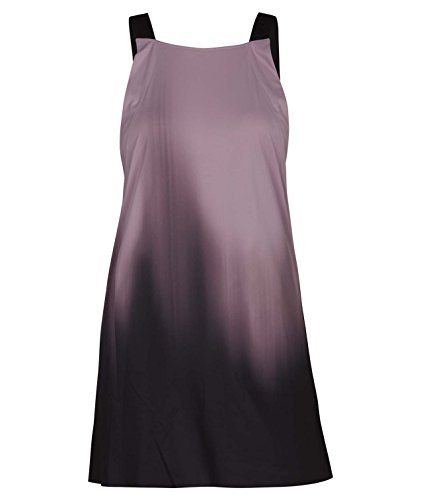Hurley AA5064 Women's Quick Dry Estuary Tank Dress, Elemental Rose - Medium