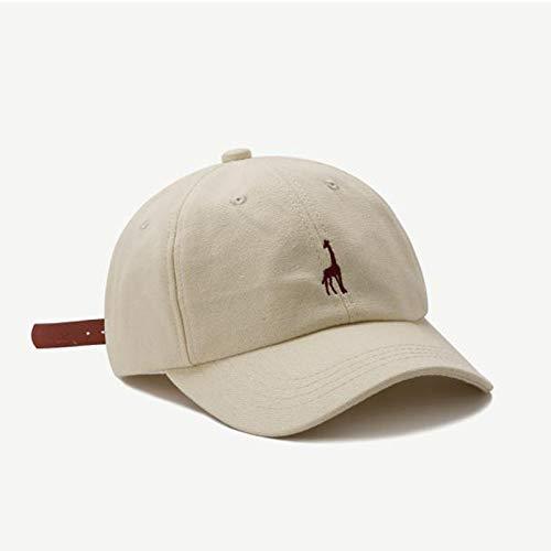 sdssup Beige Farbcode der männlichen Modekappenstudenten-Kappe der Baseballmütze