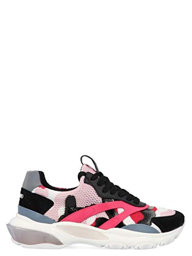 Valentino Luxury Fashion Damen RW2S0K93VGIAV4 Multicolour Sneakers | Frühling Sommer 19