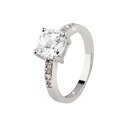 Petrichori Envío de la Gota Venta al por Mayor Elegante Elegante Mujeres Niñas Anillo de Dedo de Diamantes de imitación de Cristal Venta de Joyas de Boda