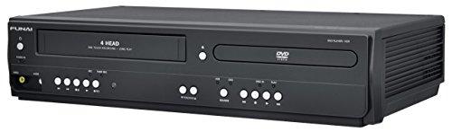 Funai Corp. DV220FX4 Combination Video and DVD Player (2014 Model) (Renewed)