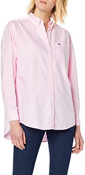 Tommy Hilfiger Tjw Tommy Classics Shirt Blusa para Mujer