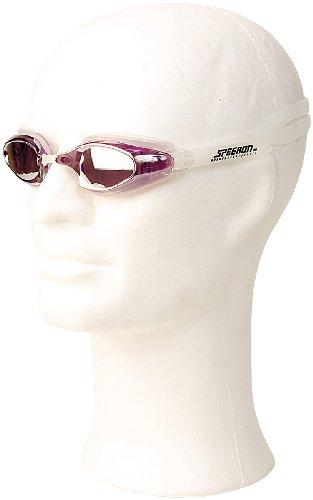 Speeron Schutzbrille: verspiegelte Profi-Schwimmbrille (Schwimmbrille Kinder)