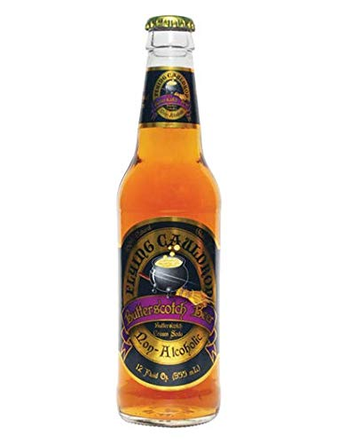 Pack 4 Cervezas de Mantequilla Harry Potter Flying Cauldron- Butterscotch Beer