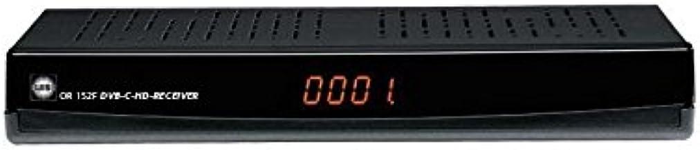 Wisi Or 152 F Hd Kabelreceiver Dvb C Receiver Pvr Usb Elektronik