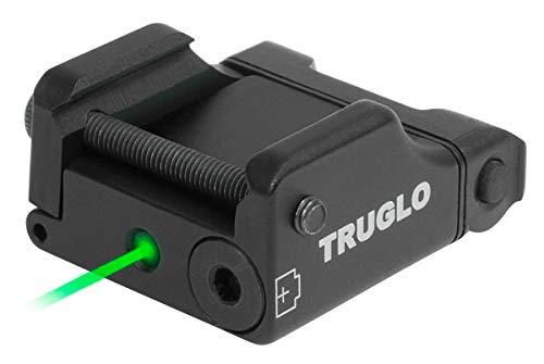 TRUGLO Micro-TAC Handgun Micro Laser Sight, Green Laser