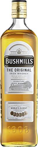 Bushmills Original Irish Whiskey (1 x 0,7 l) – klassischer, dreifach destillierter Finest Blend Whisky aus Irland