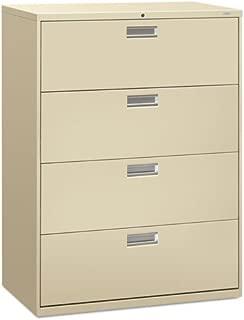 600 Series 4-Drawer File Finish: Putty