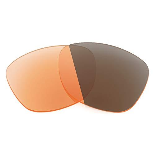 Revant Ersatzgläser für Wiley X Moxy - Kompatibel mit für Wiley X Moxy, Nichtpolarisiert, Adapt Orange Photochromic