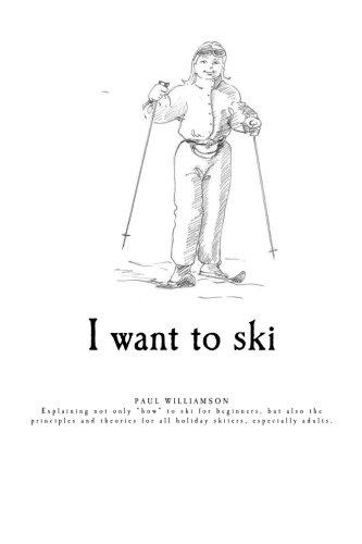 I want to ski: Explaining not only