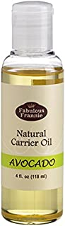 Avocado 4oz Carrier Oil Base Oil for Aromatherapy, Essential Oil or Massage