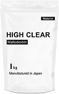 HIGH CLEAR ハイクリアー マルトデキストリン ノンフレーバー 1kg