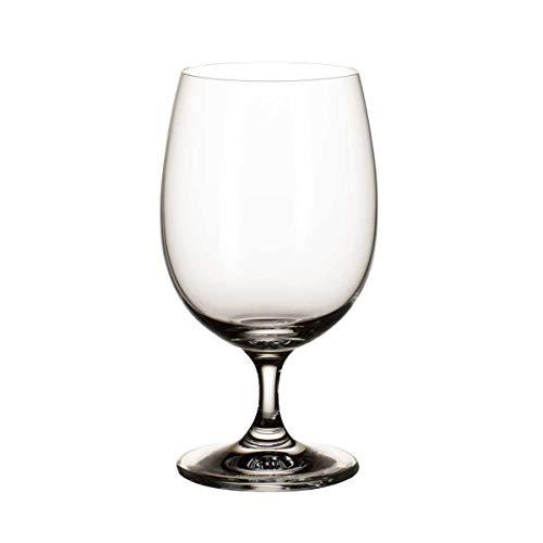 Villeroy & Boch La Divina set di bicchieri da acqua, 330 ml, 4 pezzi, cristallo, trasparente