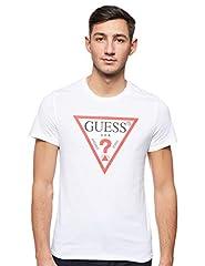 Guess Cn SS Original Logo Camiseta para Hombre