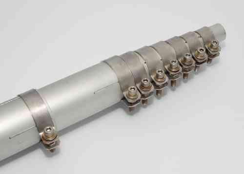 Inensus GmbH mástil telescópico de 15 m