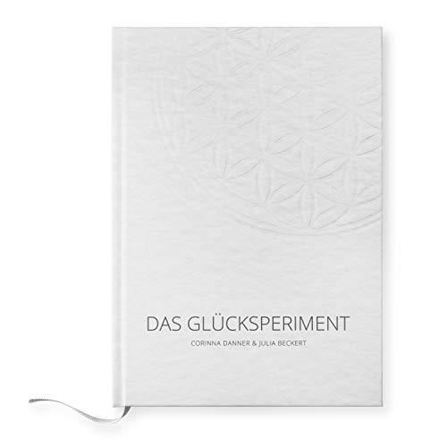 88 Tage – Das Glücksperiment | Dankbarkeits-Journal | Mehr Liebe, Glück und | Gedankenauszeit | Persönlichkeitsarbeit