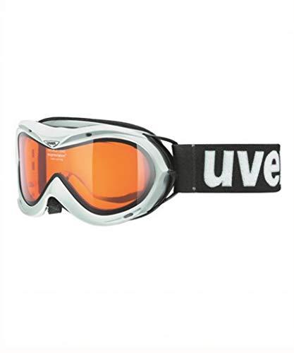 Uvex Hurricane - Skibrille / Schneebrille white