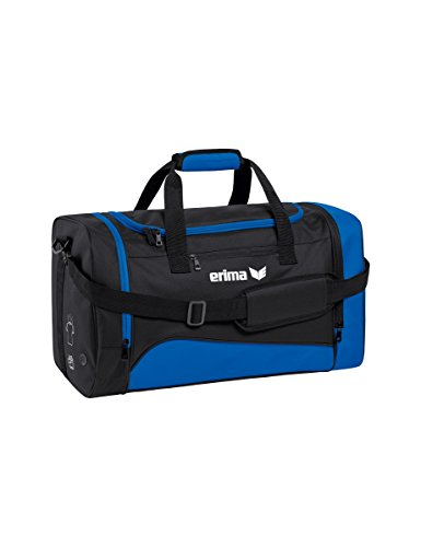 erima Club 1900 2.0 Sporttasche, New Royal/Schwa, L