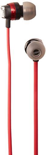 Sennheiser CX 3.00 Auriculares In-Ear (Reducción de Ruido), Rojo, Talla Única