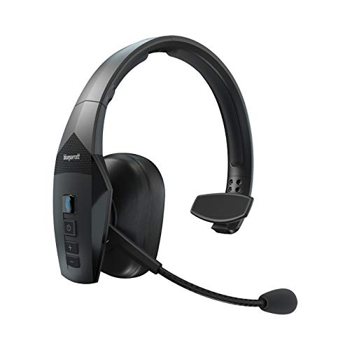 powerful BlueParrott B550-XT Bluetooth Headset with Voice Control – With Industry-Leading Sound…