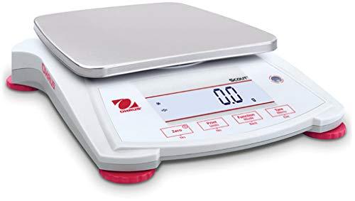 Ohaus SPX2202 Scout Analytical Balance, 2200 g x 0.01 g 30253023