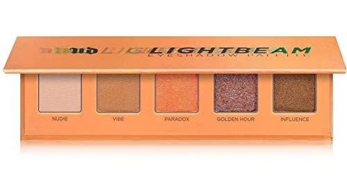 UD lightbeam eyeshadow palette