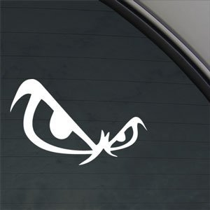 Aufkleber NO FEAR EYES Decal Car Truck Bumper Window Sticker