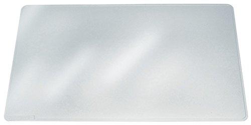 Durable 711219 Schreibunterlage Duraglas, 40 x 53 cm, transparent