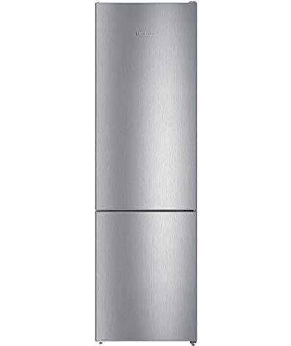 Liebherr CNPel 4813 Kühl-Gefrierkombination, freistehend, Silber, 338 l, A+++, (338 l, SN-T, 40 dB, 10 kg/24h, A+++, Silber)