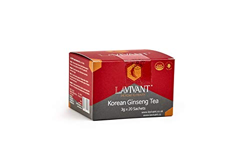 Koreanischer Ginseng Tee - 20