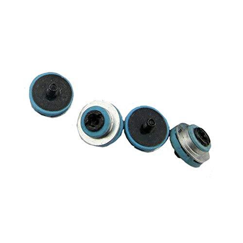 HP 4 x Schrauben für Festplatte 2,5 Zoll SSD 654540-001 668261-001 Z210 Z220 Z230