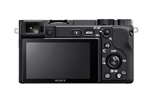 Sony Alpha a6400 Mirrorless Camera: Compact APS-C Interchangeable Lens Digital Camera...