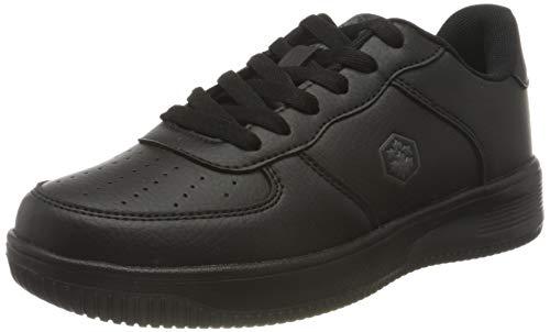 lumberjack Damen Finster Oxford-Schuh, Black, 35 EU