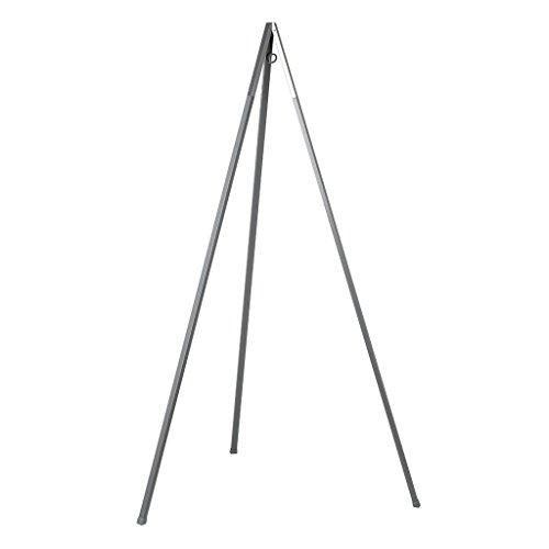 Leander Stativ in grau für Wiege - zusammenklappbar & stabil (bis 10kg)