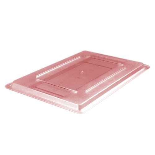 Lowest Price! Carlisle 10627C05 StorPlus Red Food Storage Box Lid