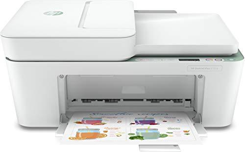 HP DeskJet 4122e - Impresora multifunción, 6 Meses de Tinta Incluidas con HP+