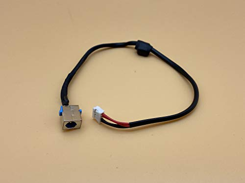 THT Protek DC Jack Strombuchse Ladebuchse DC IN Kabel kompatibel für Acer Aspire ES1-331-C8XF